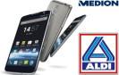 Das Android-Smartphone Medion Life P5001 mit Quadcore-Prozessor gibt es ab dem 5. Juni beim Discounter Aldi Nord zu einem attraktiven Preis.