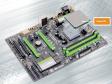 Kaveri-CPU - Der Nachfolger von AMDs Trinity-Prozessoren vereint als APU (Accelerated Processing Unit) den Prozessor (CPU) und die Grafikeinheit (GPU).