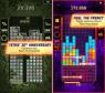 """Tetris (iOS): Auch iPhone-Nutzer müssen nicht auf Tetris verzichten. Unter iOS wird das Spiel ebenfalls von EA vertrieben. Die Version """"Blitz"""" kommt derzeit in schicken Retro-Design, das an das Monochrom-Display des ersten Gameboys erinnert."""