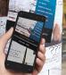 Firefly-Button - Das Fire Phone verfügt über eine eigene Kamera-Taste, die nicht nur schnelle Fotos, sondern auch das direkte Scannen - etwa von Konzertplakaten oder Werbeanzeigen - ermöglichen soll.