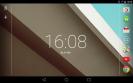 Neue Navigations-Icons: Die Oberfläche des Launchers präsentiert sich bei Android L im gewohnten Gewand. Einzig die neuen Navigations-Icons im unteren Bereich stechen ins Auge.