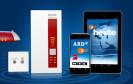 Auf der IFA 2014 stellt AVM neue Netzwerk-Produkte vor, die über das 2,4- und 5-GHz-Frequenzband kommunizieren und das Heimnetz mit Gigabit-Geschwindigkeit verstärken sollen.