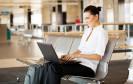 Kostenloses Internet rund um die Uhr. Das bietet der Flughafen München neuerdings seinen Passagieren an. Um das WLAN zu nutzen, muss man sich mit seiner E-Mail-Adresse registrieren.