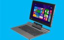 Mit dem neuen Detachable Portégé will Toshiba gezielt Business-Kunden ansprechen. Das Gerät will durch seinen Notebook- und Tablet-Charakter dem Liebling Macbook Konkurrenz machen.