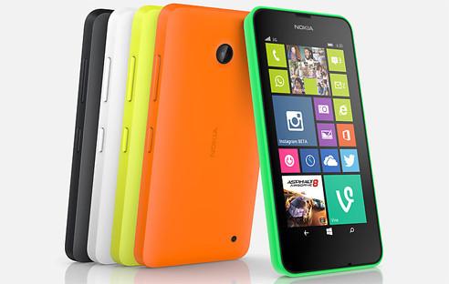 Nischenprodukt mit preiswerten windows phones wie dem nokia lumia 630