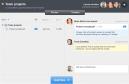 Sher.ly-App: Mit der App der Sherlybox greifen auch Smartphones und Tablets auf den Cloud-Speicher zu. Außerdem lassen sich Konversationen mit Freunden zu geteilten Dateien führen, die sich auch als Timeline anzeigen lassen.