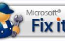 Microsoft: Fix-it für neue Lücke