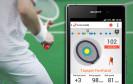 Smart Wearables finden jetzt auch im Sport Einsatz. Sonys Smart Tennis Sensor analysiert Spiel und Techniken von Tennis-Spielern und zeigt die Ergebnisse auf dem Smartphone an.