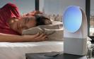Das Schlaf-System von Withings misst individuelle Schlafzyklen, ermittelt den besten Weckzeitpunkt und simuliert Sonnenaufgang- und untergang für besseres Einschlafen und Aufwachen.