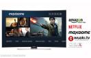Zusammen mit verschiedenen VoD-Anbietern wie Amazon, Netflix und Maxdome will Samsung noch im Oktober dieses Jahres 4K-Streaming für seine Ultra-HD-Smart-TVs bereitstellen.