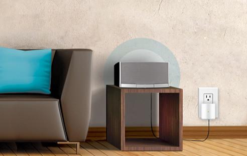 dlna airplay per wlan auf jeder hifi anlage com. Black Bedroom Furniture Sets. Home Design Ideas