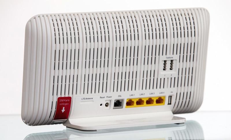 neuer speedport router kombiniert dsl und lte com. Black Bedroom Furniture Sets. Home Design Ideas