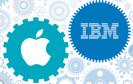 Die ehemals erbitterten Konkurrenten Apple und IBM pflegen inzwischen die Coopetition. Im Fokus steht dabei, Apples iOS den Weg in die Unternehmen zu ebnen.