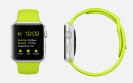 Bedienung: Apples Watch lässt sich über die Krone, sowie per Touch- und Wisch-Gesten auf dem Retina-Display aus Saphirglas bedienen. Über die Krone zoomen Nutzer etwa bei einer Foto-App die Ansicht hinein und heraus. Ein Druck auf die Krone zeigt wieder d