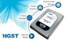 """Die Western-Digital-Tochter HGST hat nun Festplatten mit einer Kapazität von 10 TByte angekündigt. Die riesigen Speichergrößen werden durch """"Shingled Magnetic Recording"""" und Helium erreicht."""