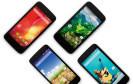 Google hat seine Smartphone-Serie für Einsteiger nun offiziell gestartet. In Zusammenarbeit mit Hardware-Herstellern will der Konzern AndroidOne-Geräte schon für rund 100 US-Dollar anbieten.