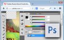 Die Bildbearbeitungs-Software Adobe Photoshop gibt es jetzt auch im Browser. Die erweiterten Grafikfunktionen des Programms lassen sich aber noch nicht nutzen.