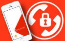 """Auf der it-sa, der vom 7. bis 9. Oktober 2014 in Nürnberg stattfindenden Messe für IT-Security, zeigen Secusmart und Vodafone die Abhörschutz-App """"Secure Call"""" erstmals auf dem Apple iPhone 6."""