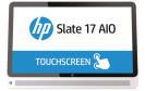 Mit dem Slate 17 stellt HP ein neues Tablet im aberwitzigen 17-Zoll-Format vor.  Das als portabler All-in-One-PC beworbene Android-Gerät soll noch im November für rund 500 Euro auf den Markt kommen.