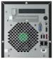 Das seriöse Business-NAS Thecus N4800 Eco ist auch als Wohnzimmer-Unterhaltungszentrale geeignet. So lassen sich zum Beispiel über den VGA- und HDMI-Ausgang Multimedia-Inhalte mit der VLC- oder XBMC-App direkt am Fernseher ausgeben.