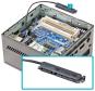 SATA-Anschluss: Manche Mini-PCs können mit einer 2,5-Zoll-Festplatte ausgerüstet werden. Über diese Anschlussleiste wird die Festplatte mit Strom versorgt und die Daten werden ausgetauscht.