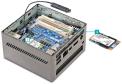 Festplatte: In die kleinsten Mini-PCs passt keine 2,5-Zoll-Festplatte. Hier muss eine winzige mSATA-SSD eingebaut werden.