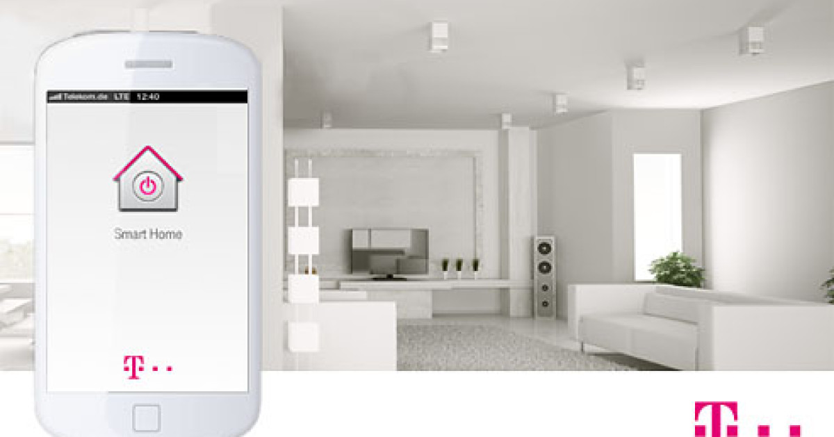 telekom bringt drei neue smart home pakete com professional. Black Bedroom Furniture Sets. Home Design Ideas