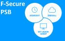Die Client-Server-Lösung Protection Service for Business (PSB) von F-Secure bringt den Security-Server für die Verwaltung über die Cloud mit.