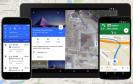 Google Maps erscheint in der neuen Version ebenfalls im Material Design von Android 5.0 alias Lollipop. Zudem haben die Entwickler mit dem Update auf Version 8.0 einige neue Funktionen implementiert.