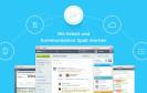 Bitrix24 ist ein Social-Business-Portal für Intranet, CRM, Projektmanagement, Personalverwaltung und mehr. com! hat die Firmen-Plattform, die auch als Cloud-Variante verfügbar ist, getestet.