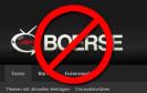 Die illegale Filesharing-Webseite Boerse.bz ist offline. Anscheinend haben die Webseiten-Betreiber dem Druck der Kölner Ermittlungsbehörden nicht mehr standgehalten.