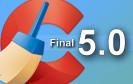 Entwickler Piriform hat die neue Version Ccleaner 5.00 fertiggestellt. Neben einer moderneren Optik soll das beliebte Säuberungs-Tool für Windows-PCs nun auch schneller und bug-freier sein.
