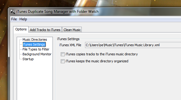 how to delete duplicates in itunes 12 windows