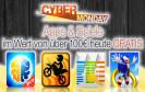 Die Schnäppchen-Schlacht rund um den Black Friday und Cyber Monday ist nun auch im Amazon App Shop angekommen. Bis 29.11.2014 gibt es 40 kostenpflichtige Android-Apps im Wert von über 100€ gratis.