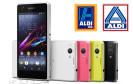 Ab Donnerstag ist das Android-Smartphone Sony Xperia Z1 Compact beim Discounter Aldi für 280 Euro zu haben. Das Angebot gilt sowohl für Aldi Süd als auch für Aldi Nord.