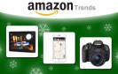 Zu Weihnachten laufen vor allem Technik-Geschenke auf Amazon sehr gut – egal ob neuer 3D-Fernseher, Tablet-Schnäppchen, Highend-Kamera, Edel-Armbanduhr oder Katzen-Tracker.