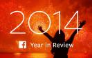 Facebook hat die die wichtigsten Ereignisse aus dem Jahr 2014 zusammengefasst, über die auf dem sozialen Netzwerk am meisten diskutiert wurden. Die Facebook-Charts 2014.