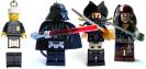 Lego-Figuren mit USB-Stick - Normalerweise sind die kleinen Lego-Figuren mit integriertem USB-Stick so wie bei Amazon nur als Japan-Import erhältlich. Wesentlich exklusiver sind die handgefertigten Modelle von Databrick mit Speicherkapazitäten bis 64 GB.