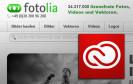 Das US-amerikanische Softwareunternehmen Adobe übernimmt Fotolia für 800 Millionen US-Dollar. Die Fotoplattform soll in Adobes Creative Cloud integriert werden.