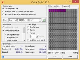 flash version testen