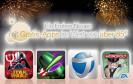 Im Amazon App Shop hat die Neujahrs-Party bereits begonnen. Bis zum 2.1.2015 gibt es 33 kostenpflichtige Android-Apps im Wert von über 85€ gratis.