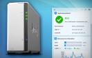 Synology NAS-Server DSM Betriebssystem