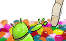 Android greift nach Pflaster