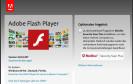 Adobe Flash Player Download Webseite