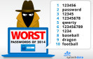 Passwort Liste von SplashData