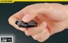 Der microUSB-Port setzt sich nicht nur bei Smartphones als Standard-Anschluss für Ladegeräte durch. Jüngstes Beispiel: Die Mini-Taschenlampe Nitecore Tube für den Schlüsselbund.