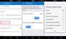 Outlook App Wisch Swipe Gesten