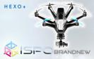 Eine neuartige Drohne aus Frankreich war eines der Highlights auf der Sportmesse ISPO MUNICH 2015. Das Flugsystem mit Actioncam folgt dem Sportler per GPS und ermöglicht einzigartige Aufnahmen.