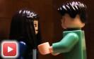"""Am Valentinstag startet die Verfilmung von """"50 Shades of Grey"""" in den deutschen Kinos. Bereits jetzt kursieren im Web einige Parodien. Eine davon beweist, dass auch Lego-Figuren Sixpacks haben."""