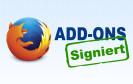Mozilla hat angekündigt nur noch signierte Addons in Firefox zuzulassen. Damit will der Entwickler die rasante Verbreitung von schädlichen Browser-Erweiterungen verhindern.